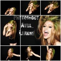 Avril Lavigne photoshoot by bypame