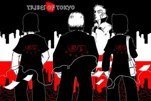 Tribes of Tokyo Episode 4 cover by Crazon