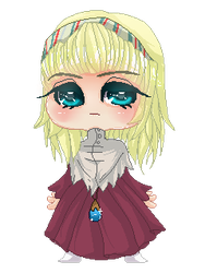 Still Chibi Pixel Commission 5 For Shakahnna by RatchetPink