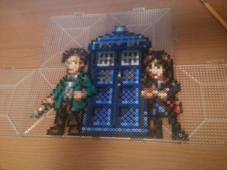 Doctor Who Team 2013 by Bgoodfinger