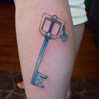 Keyblade by KatVanGent