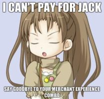 Can't Pay for Jack by Selecthumor