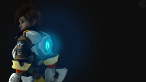 Overwatch_Tracer by ArturoGC
