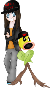 MMD Slot 1: Raven and Orf by Pokemonmaster704