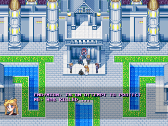 Sailor Moon Another Story 2: Perfect Edition 7 by PrinceEndymion88