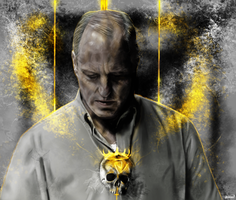 True Detective - Martin Hart old by p1xer