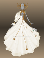 [Closed]Auction - The Queen's Wedding by Moryartix