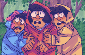 Another screencap redraw by iLee-Font