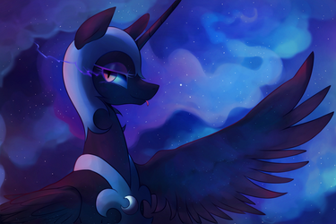 Night of darkness. by Marenlicious