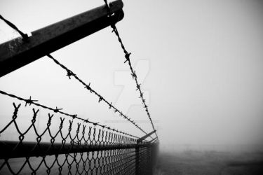 Chain Link Fence by BriansPhotos