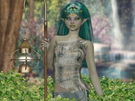 Forest Elf by CaperGirl42