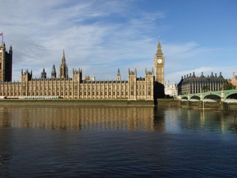 Morning Parliament by phischphood
