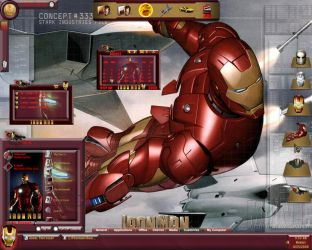 Iron Man by Calal