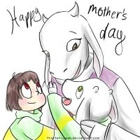 Mother's Day by Fratter-Waan