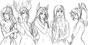 My Favorites (League of Legends) by asa94