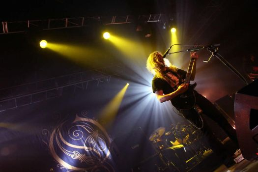 Opeth 2 - Dublin 08 by XmishimaX