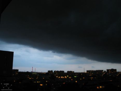 2009.07.18 Storm is comming by kasj0