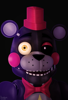Lefty (FNAF) by MAriaTaKreatywna