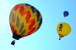 Hot Air Balloons by fewofmany