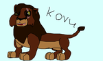 kovu by allyandthedino
