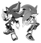 sonic shadow by lujji