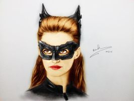 The Cat-woman 2 by Raphael-25