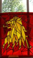 House Lannister Window by Triforce759