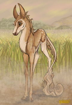 Sisu | Filly | Silverthorn Herd Member by KwehCat