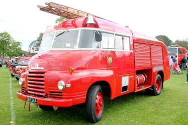 Classic Fire Truck 01 by gopherboy76