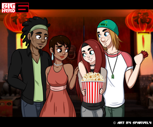 BH6: Double Date by Sparvely