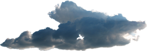 Cloud in the Sky clear-cut by TheStockWarehouse