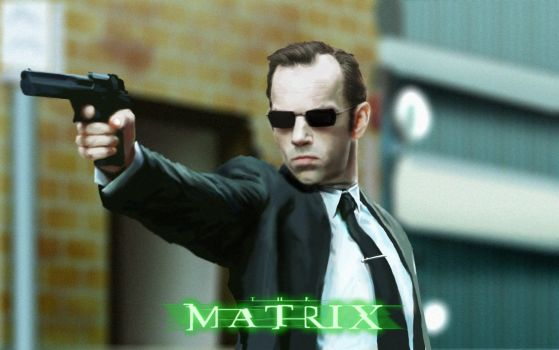 Agent Smith by rufohg