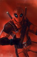 Deadpool's Approval by Taylor-payton