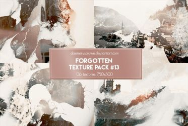 Texture Pack #13 - Forgotten by daeneryscrown