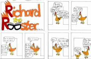 Richard the Rooster by Patches614