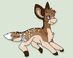 [CLOSED] Quorian Adopt: Fawn by Quora-Resources