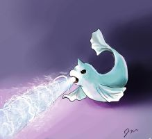 Dewgong Used Ice Beam