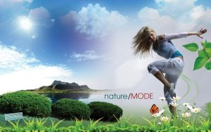 Nature Girl by mct2art