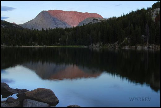 Color on Haystack Mountain by wyorev