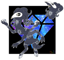 |Auction| Diamond Hunter (CLOSED) by BabyWitherBoo