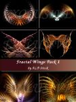 EXCLUSIVE - Fractal Wings Pk1 by ALP-Stock
