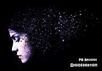 20 Disidegration PS Brushes abr by justin9090bqc