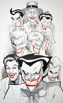 Jokers by p-r-i-a-p-u-s