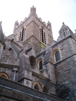 Ireland: The Square Tower by Uttermost