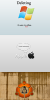 OS wallpaper pack by TheGraphicGeek