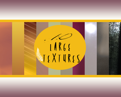 10 Large Textures by Defreve