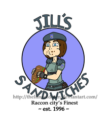 Jill's Sandwiches by thelimeofdoom