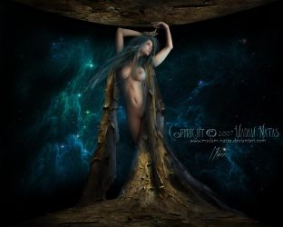 The Muse by CatsEye-Photography