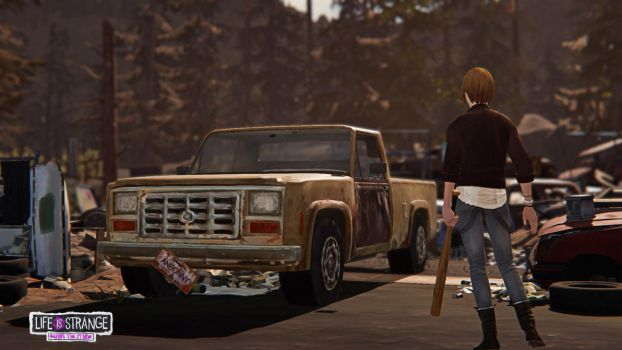 Life Is Strange Before The Storm - First car by killerdoll123