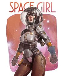 Space Girl by Pyroow